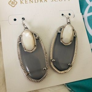 Jewelry - Authentic Emmy Kendra Scott Earrings